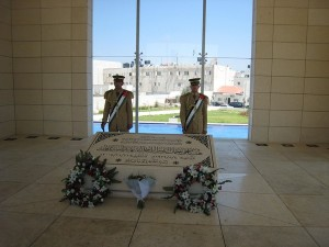 Sépulture de Yasser Arafat