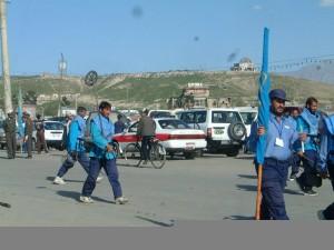 Kaboul : un démineur