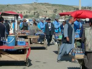 Kaboul : sortie des démineurs