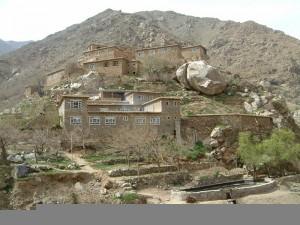 Maison Afghane